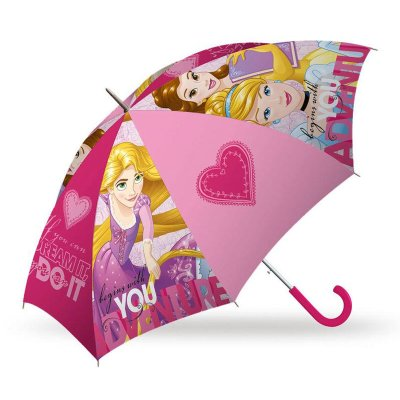 Distribuidor mayorista de Paraguas manual Princesas Disney 40cm 16""