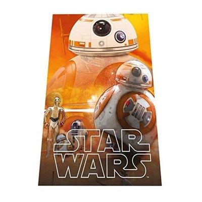 Manta polar BB-8 Star Wars 100x150cm