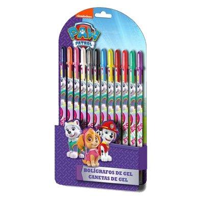 Wholesaler of 12 bolígrafos de gel Paw Patrol Skye Everest (La Patrulla Canina)