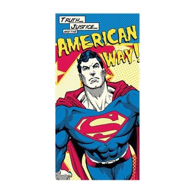 Toalla algodón Superman