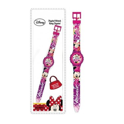Reloj digital Fantastic Minnie Mouse