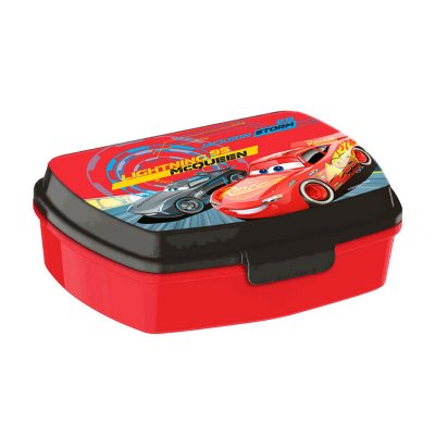 Sandwichera rectangular Cars Disney