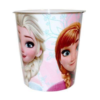 Papelera plástico Frozen 24cm