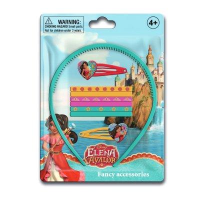 Set 9 accesorios pelo Elena de Avalor