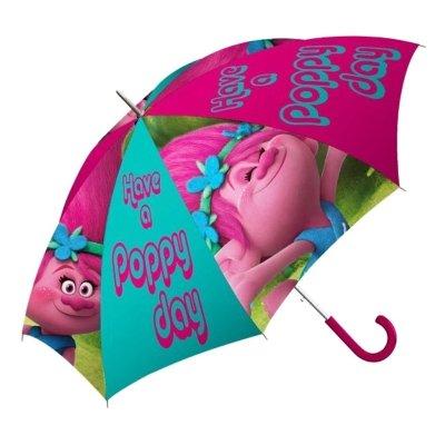 "Paraguas manual Trolls Poppy 40cm 16"""