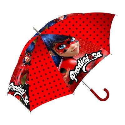 "Paraguas manual Prodigiosa Ladybug 40cm 16"""