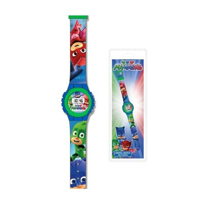 Reloj digital PJ Masks Heroes
