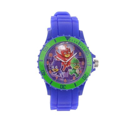 Reloj analógico PJ Masks Heroes