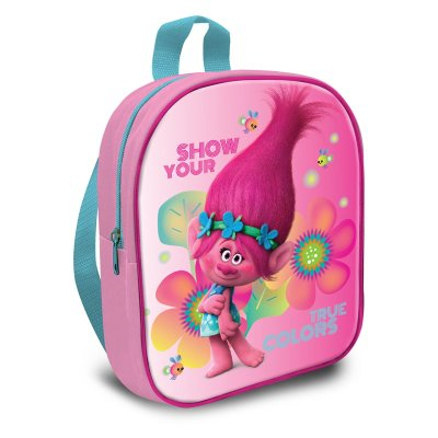 Mochila guardería 29cm Trolls Show Your True Colors