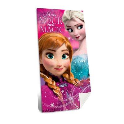 Toalla algodón Frozen Magic 70x140cm