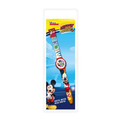 Reloj digital Mickey and The Roadster Racers 22cm