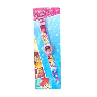 Reloj digital Princesas Disney