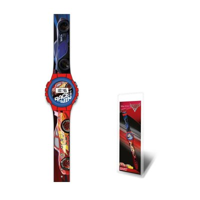 Reloj digital Cars Disney 22cm