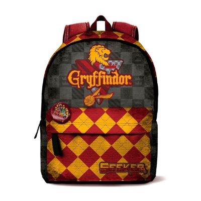 Mochila Harry Potter Quidditch Gryffindor