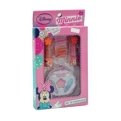 Set de maquillaje 4 piezas Minnie