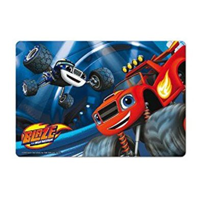Salvamantel 3D Blaze and the Monster Machines