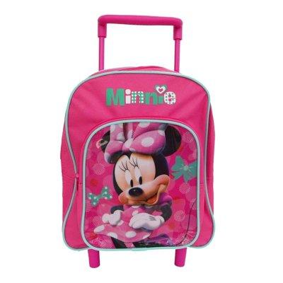 Mochila pequeña Trolley 28cm Minnie Mouse Disney