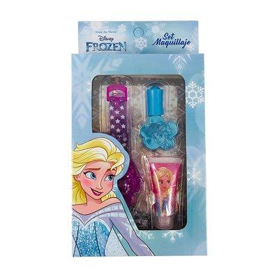 Set de maquillaje 4 piezas Frozen - modelo 3