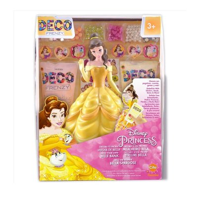 Princesa Disney Deco Frenzy Hucha Bella