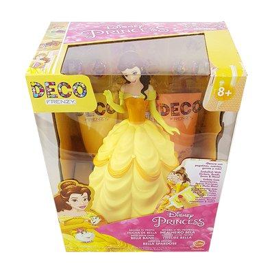 Distribuidor mayorista de Princesa Disney Deco Frenzy Hucha Bella