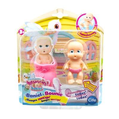 Figura recién nacidos Baniel & Bounie Bouncin' Babies - Bounie Sorprendido