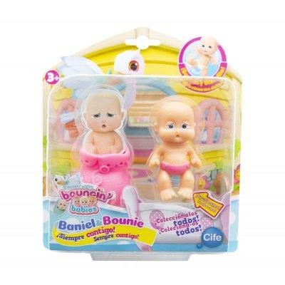 Figura recién nacidos Baniel & Bounie Bouncin' Babies - Bounie Triste
