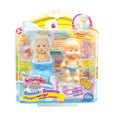 Figura recién nacidos Baniel & Bounie Bouncin' Babies - Baniel Triste