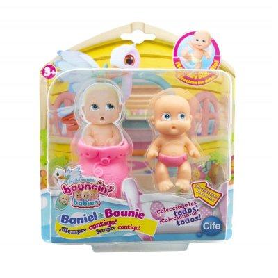 Figura recién nacidos Baniel & Bounie Bouncin' Babies - Bounie Pensativo