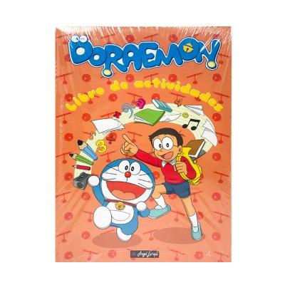 Wholesaler of Libros de actividades Doraemon 21x28cm