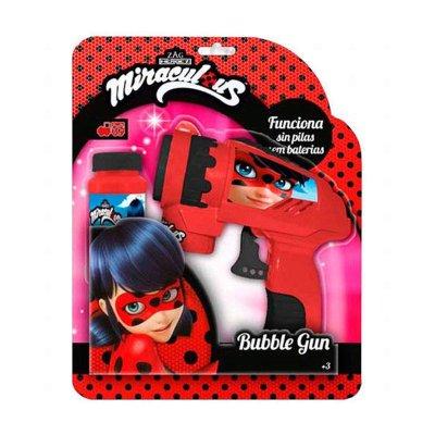 Pistola burbujas Ladybug