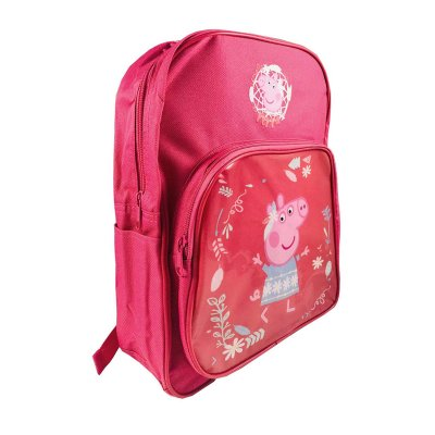 Wholesaler of Mochila infantil Peppa Pig 34cm