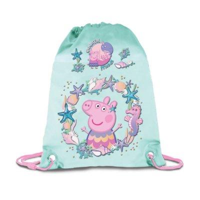 Saco pequeño Peppa Pig Mar 24cm