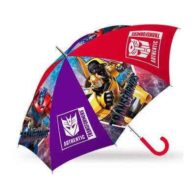 Paraguas automático Transformers 40cm