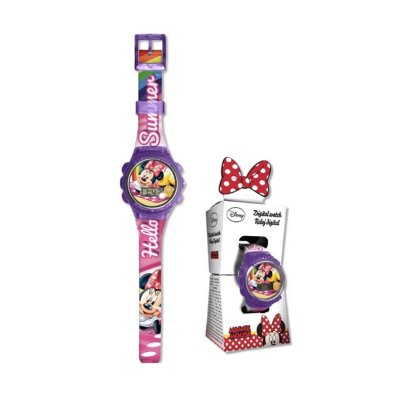 Wholesaler of Reloj digital Summer Minnie Mouse 22cm