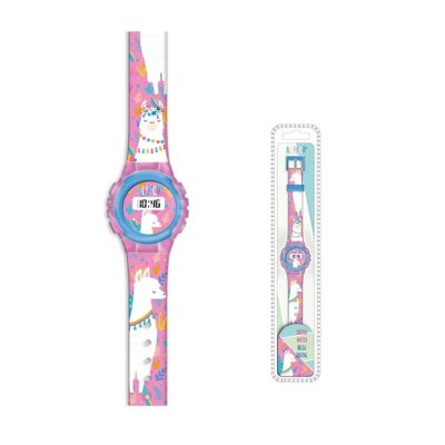 Wholesaler of Reloj digital Alpaca Style