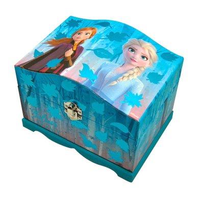 Joyero secreto c/luz Frozen 2 Disney