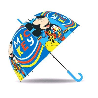 Paraguas cúpula automático Mickey Mouse 48cm