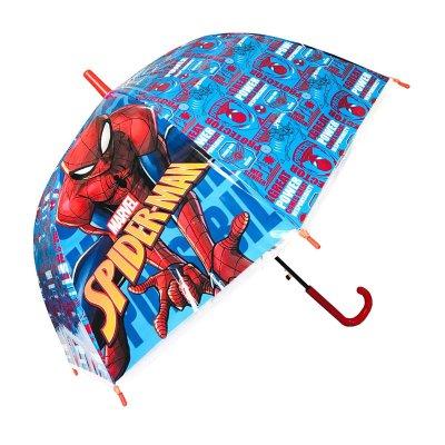 Paraguas cúpula automático Spiderman 46cm