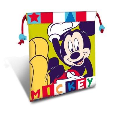 Saco pequeño Mickey Mouse 22cm