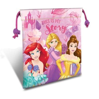 Saco pequeño Princesas Disney 22cm