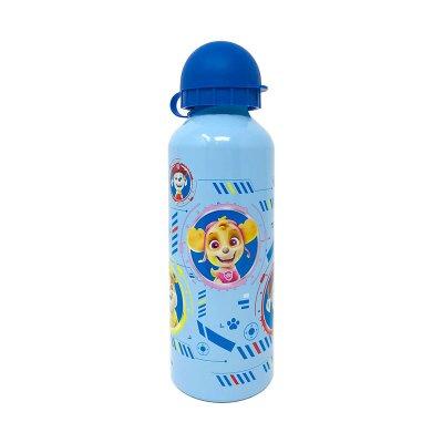 Botella aluminio 500ml Paw Patrol - azul