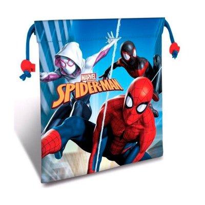 Saco pequeño Spiderman Marvel 22cm