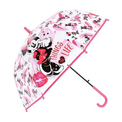 Paraguas cúpula automático Minnie Mouse 46cm