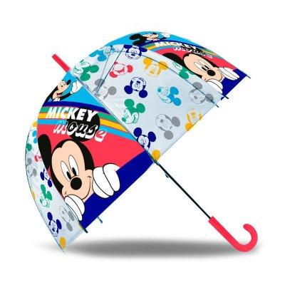 Paraguas cúpula automático Mickey Mouse 46cm