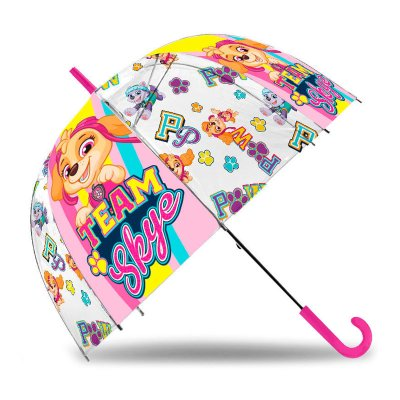 Paraguas cúpula automático Paw Patrol Skye 46cm