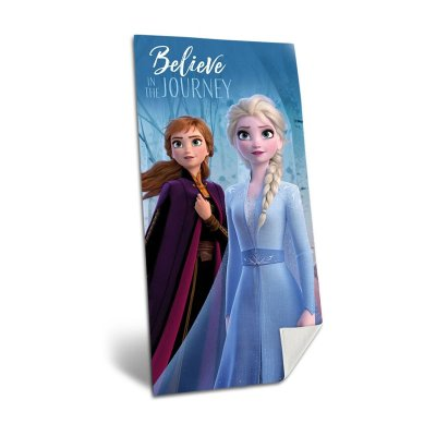 Toalla microfibra 75x140cm Frozen 2 Disney