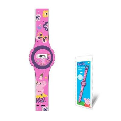 Reloj digital Peppa Pig Flower