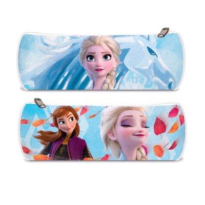Estuche cilíndrico Frozen 22cm
