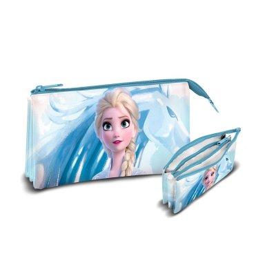 Estuche triple Frozen 2 Disney