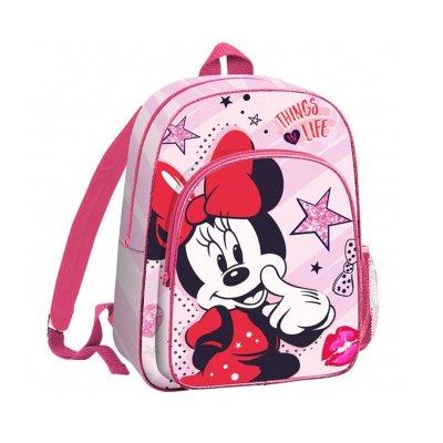 Mochila Minnie Mouse Disney 37cm